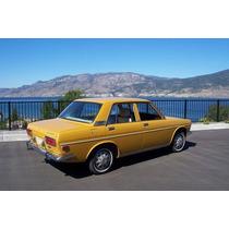 Juego De Empaques Puertas 68-73 Datsun 510 Bluebird 4 Pts