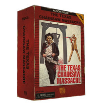 Leatherface Texas Chainsaw Masacre Neca Video Game
