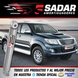 Kit X2 Amortiguadores Delanteros Toyota Hilux 4x4 (05/..)