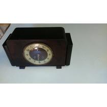 Reloj Antiguo De Madera!