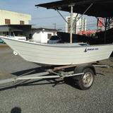 Barco Bateira Bote Alumínio Macar 350 3,5 Metros 0km 2017