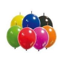 Globos Látex Bipolo Linking Todos Los Colores