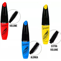 Kit 3 Rímel Mascara Cílios Colossal = Love Tango Maybelline