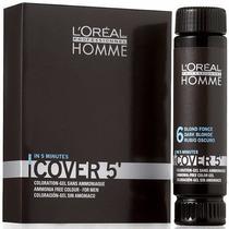 Loreal Homme Cover 5 - Nº 6 - Tintura Capilar - 50ml