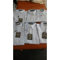Camisa De Vestir Marca Kirkland 100% Algodón