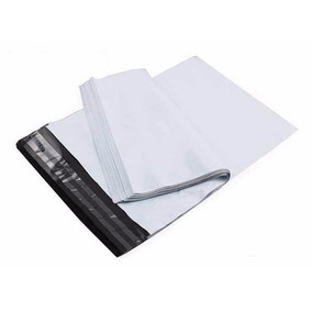 Envelope Plástico Segurança Lacre Tipo Sedex 40x50 (100pcs)