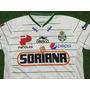 Camisa Oficial Club Santos Laguna - Modelo 2 - Branca