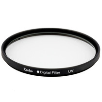 Filtro Uv Kenko 52mm P/ Lentes Canon Nikon