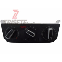 Botão De Controle Painel Do Ar Condicionado Gol G6 - Com Ar