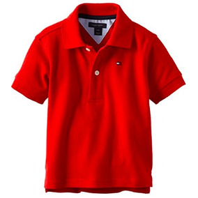 Roupa De Bebê - Camiseta Infantil Tommy Hilfiger (polo)