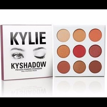 Sombras Burgundy+sombras Holiday Kylie Jenner