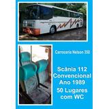 Vende - Se Uma Empresa Com 3 Ônibus
