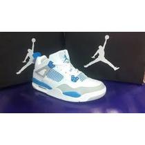 Zapatos Jordan Retro 4 Carrito De Caballero