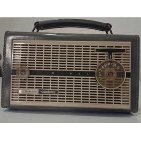 Radio Transistor Antigua Admiral All Transistor