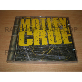 Motley Crue Homonimo 1994 (cd) (germany) D2