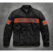 Chaqueta Harley Davidson Chamarra Para Hombre-moto-motocicle