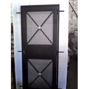 Puerta Reja Hierro