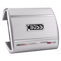 Potencia Boss 3800w Digital Monoblock Warnes