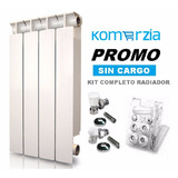 Radiador Elemento Calefacción Peisa Tropical T500 - Promo