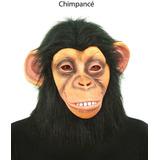 Máscara Chimpancé Bruno Mars 100% Látex