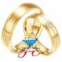 Aros De Matrimonio Oro A Partir De 12gr Mod 13 Jespaña