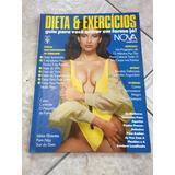 Revista Nova Dieta & Exercícios Guia Para Entrar Em Forma Já