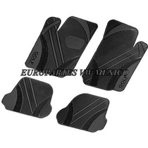 Set 4 Tapetes Original Vw Golf A4 2000-2006 Vinil Negro Mk4