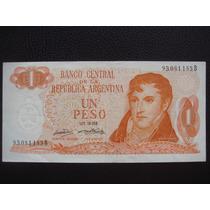 Argentina - Billete De 1 Peso Ley, Año 1971 - Sin Circular