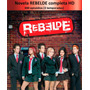 1, 2 E 3 Temporada De Rebeldes + Brinde + Frete Gratis
