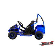 Hot Kart Eletrico Azul