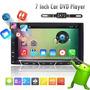 Android 4.4 Pc Gps Navi Estéreo Radio 7 De No-dvd