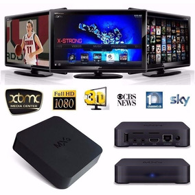 Smart Tv Box 4k Wifi Mxq Android Convertidor En Smart Tv