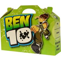 Cajitas-souvenirs De Ben 10