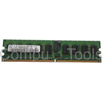 Memoria Ram Para Servidor Ddr2 2gb 2rx8 Pc2-5300p-555-12-g3