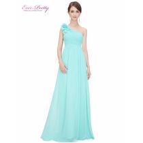 Vestido Verde Tiffany/casamento/madrinha/formatura/p-entrega