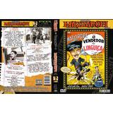 Dvd Mazzaropi O Vendedor De Linguiças, Original Lacrado