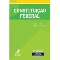 Constituição Federal - 7ª Ed. Lei Seca