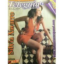Silvia Navarro Revista Teleguia Usa
