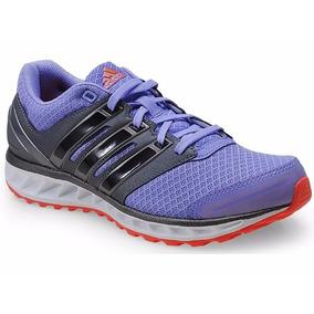 Zapatos adidas Falcon Elite 3 Woman Running.