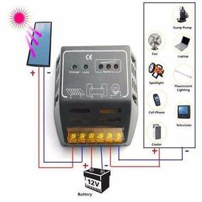 Kit Energia Solar Iluminação 3kw Mes