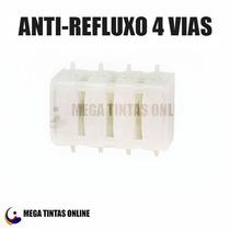 Válvula Anti-refluxo Para Impressoras Hp Epson Lexmark Canon