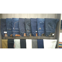 Jeans Hombre Hugo Boss Armani Fendi Gucci Prada Hermes