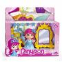 Pin Y Pon Princesa Con Espejo Y Accesorios