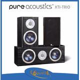 Liquido Pure Acoustics Xti100c - Central Y Surround Recoleta