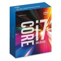 Intel Core I7-6800k Broadwell Lga 2011-3 Frete Grátis