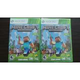 Minecraft Xbox 360 Nuevo Sellado