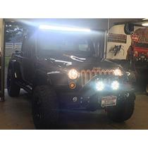 Barra Led 52 Pulgadas 4x4 Jeep Wrangleer Wagoneer Cherokee