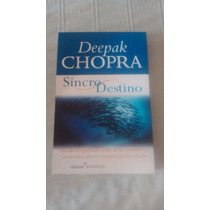Libro Sincrodestino / Deepak Chopra