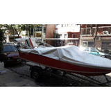 Lancha Regnicoli Dorado V2 Con Motor Johnson 70