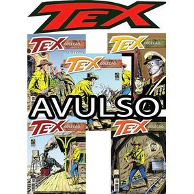 Revista Tex Edições Coleção E Normal - Avulso - Via Carta